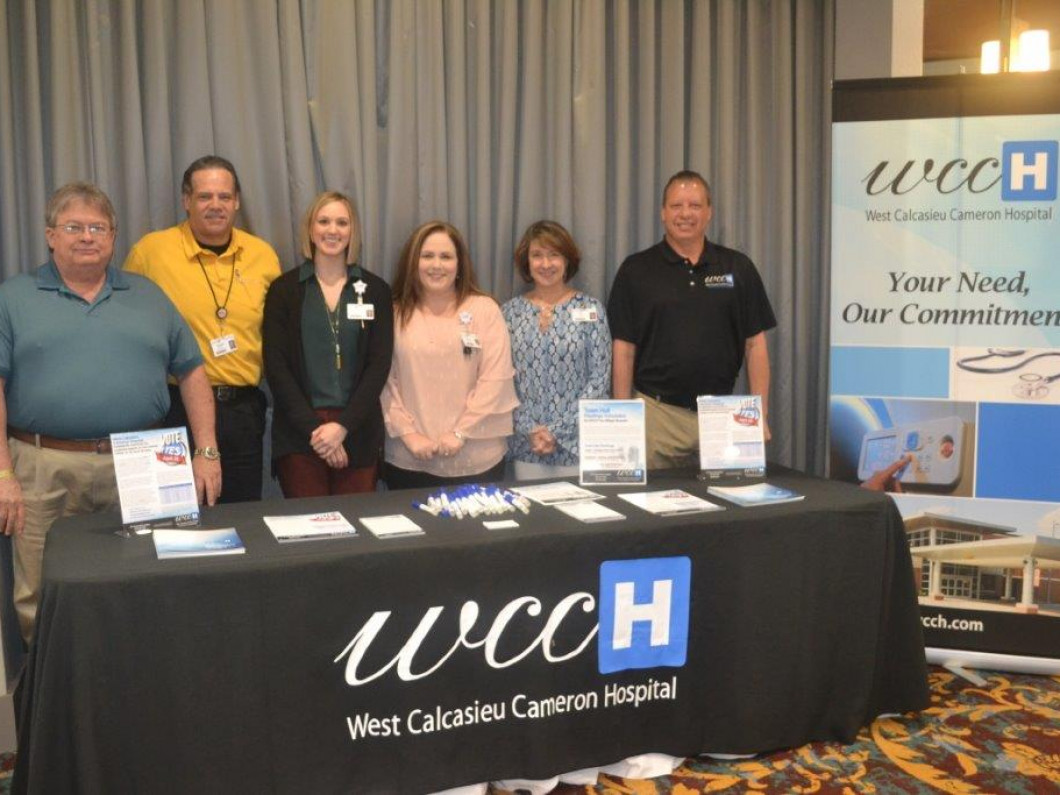 Business Showcase WCCH