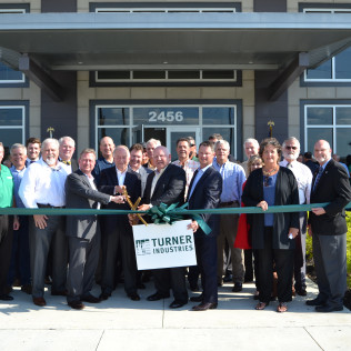 Turner Industries Open House/New Facility