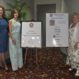 Empowering Women Luncheon April 2018
