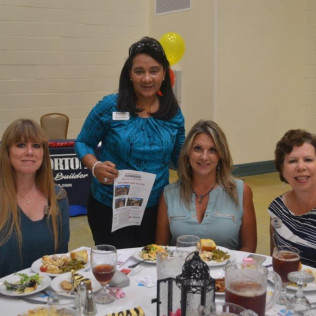 July 2017 Monthly Luncheon