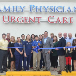 Family Physicians Urgent Care Grandopening!