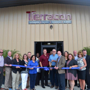 Terracon Ribbon Cutting