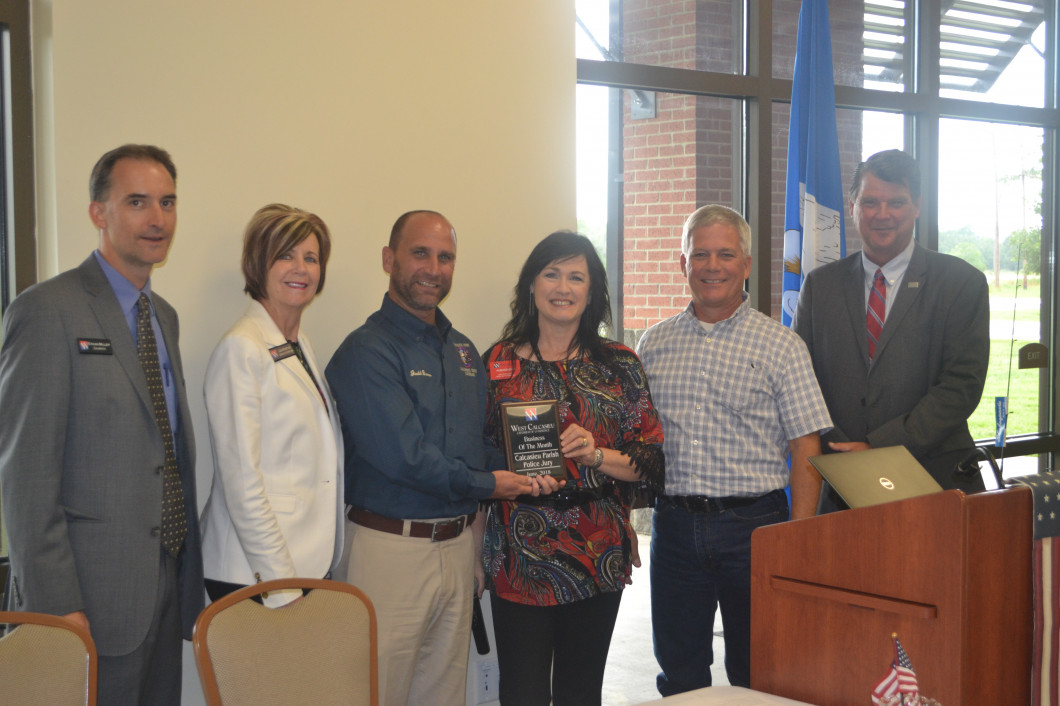 June Business of the Month: Calcasieu Parish Police Jury