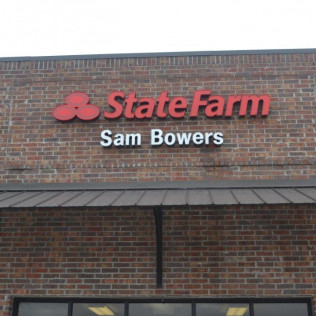 State Farm Agency - Sam Bowers Ribbon Cutting 2016