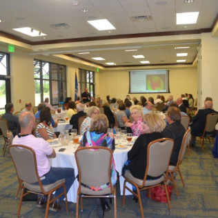 September 2015 Monthly Luncheon