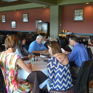 October 2015 Monthly Luncheon