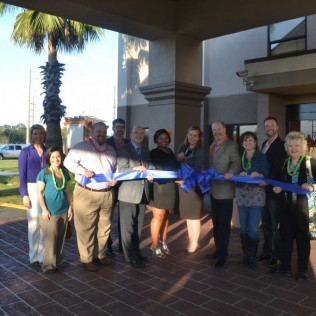 Hampton Inn Grand Re-Opening