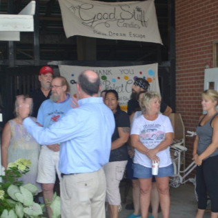 Vintage Market Days - Ribbon Cutting / Grand Opening