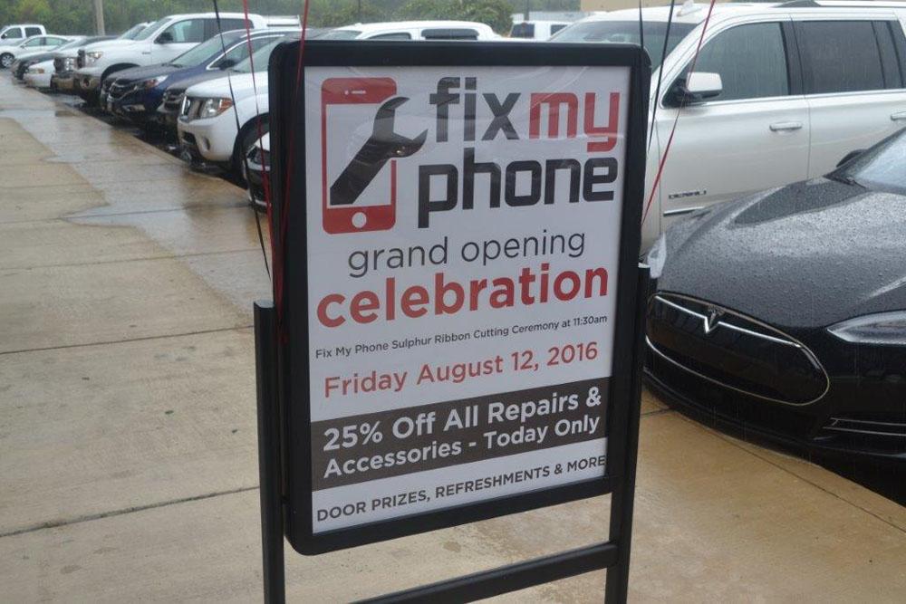 Fix My Phone >> Fix My Phone West Calcasieu Chamber Of Commerce